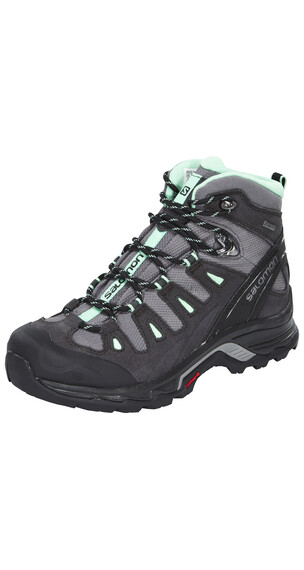 Salomon Quest Prime GTX Trekking Shoes Women detroit/asphalt/lucite green